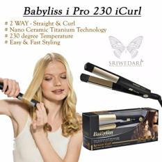 Catokan Babyliss iPro 230 iCurl Gold 2in1