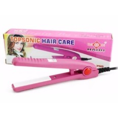 Catokan mini haidi HD-768 - catokan rambut pelurus top sonic haircare