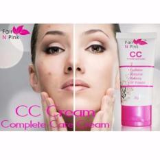 Diskon Cc Cream Complete Care Cream Fair N Pink Fair N Pink