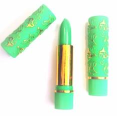CDS Lipstick Hare / Lipstik Arab BPOM - Hijau - 2 Pcs