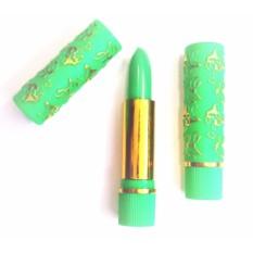 CDS Lipstick Hare / Lipstik Arab BPOM - Hijau - 3 Pcs