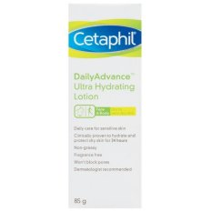 Obral Cetaphil Daily Advance Ultra Hydrating Lotion 85Gr Murah