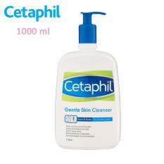 Harga Cetaphil Gentle Skin Cleanser 1000 Ml Pembersih Wajah Sabun Cuci Muka Face Wash Murah