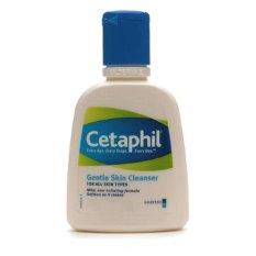 Cetaphil Gentle Skin Cleanser 125 ml, sabun pembersih muka,sabun pencuci muka