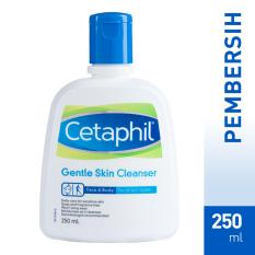 Review Terbaik Cetaphil Gentle Skin Cleanser 250Ml Exp Date Nopember 2019