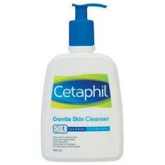 Jual Cetaphil Gentle Skin Cleanser 500Ml Dki Jakarta Murah
