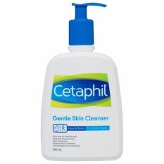 Jual Cetaphil Gentle Skin Cleanser 500Ml Di Jawa Barat
