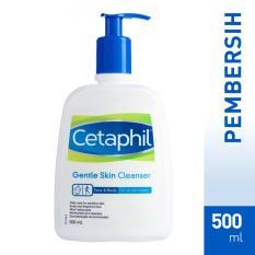 Spesifikasi Cetaphil Gentle Skin Cleanser 500Ml Exp Date Oktober 2019 Lengkap Dengan Harga