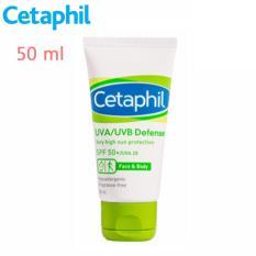 Review Tentang Cetaphil Uva Uvb Defense Spf 50 50 Ml