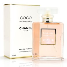 Beli Chanel Coco Mademoiselle Edp 100Ml Lengkap
