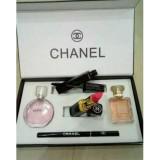 Harga Chanel Parfum Set 5In1 5 In 1 Perfume Parfume Asli Multi