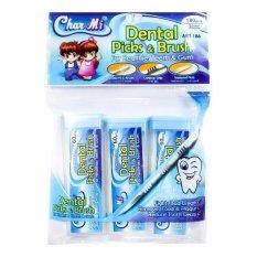 Charmi Dental Picks&brush180s By Watsons