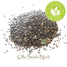 Toko Chia Seed Black Organic 450Gr Termurah North Sumatra