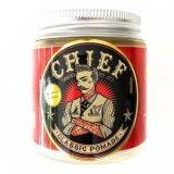Spesifikasi Chief Pomade Oil Based Wax Based Dan Harganya