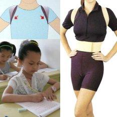 Spesifikasi Anak Punggung Bahu Postur Korektor Sabuk Memperbaiki Postur Acak Warna Dan Harga