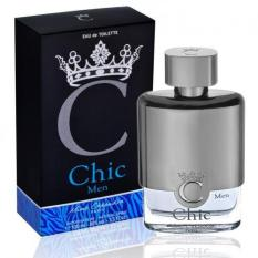 Jual Mimo Chkoudra Chic Men Edt 100 Ml Baru
