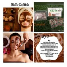 Chocolate Kefir Mask Original by SYB Masker Kefir Coklat Original Isi 15 Sachet
