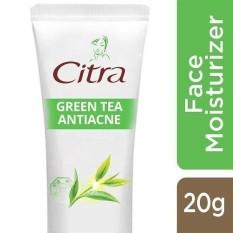 Citra Green Tea Antiacne Face Moisturizer 20gr
