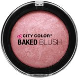 Harga City Color Baked Blush Rose Yang Murah
