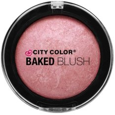 Miliki Segera City Color Baked Blush Rose