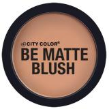Jual City Color Be Matte Blush Branded Murah