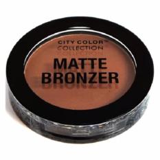 Harga City Color Be Matte Bronzer Espresso Terbaru
