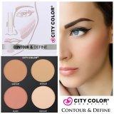 City Color Contour Define Palette 4 Shades Murah