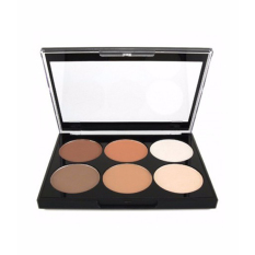 Harga Ready Stock City Color Contour Palette On The Go Termurah