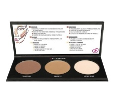 Promo City Color Cosmetics Contour Effects 2 Palette City Color Cosmetics Terbaru