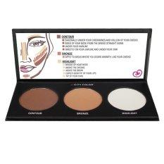 Harga City Color Cosmetics Contour Effects Palette Asli