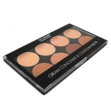 City Color Cream Concealer And Contour Palette Original City Color Diskon