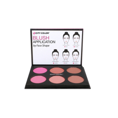 Toko Ready Stock City Color Glow Pro Blush Matte City Color Cosmetics Online