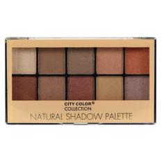 City Color Natural Eyeshadow Palette