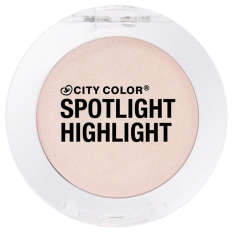 Harga City Color Spotlight Highlight Bronzer Shimmer Highlighter Asli