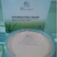 Claresta Foundation Cream Ivory with UV Filter Vitamin E