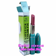 Claresta Lipstick colorfix shine  &  moisturising With vit E - No.  71 (Royal Velvet)