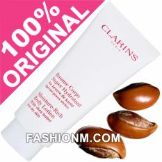 Jual Clarins Moisture Rich Body Lotion 100Ml Ori