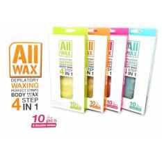 Toko Clear Wax All Wax 4 In 1 Waxing Original Online Jawa Timur