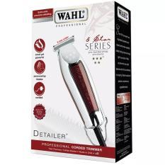 Harga Clipper Wahl Detailer Professional Barbershop 100 Original Satu Set