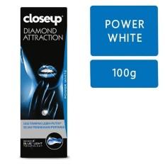 Closeup Pasta Gigi Diamond Attraction - Power White 100G