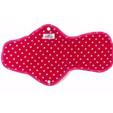 Beli Cluebebe Menspad Pembalut Kain Day Red Polka Isi 5 Cicilan