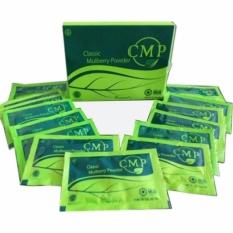 CMP Classic Mulbery Powder Minuman Suplemen Pelangsing Tubuh dari HWI 1 Box isi 30 Sachet