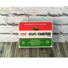 CNI Sun Chlorella 150 Tablet