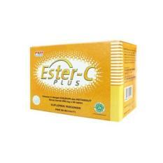 CNI Suplemen Ester C Plus Makanan Sehat - 40 kapsul