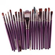 Rp 88.900. Coconie 20 Pcs Kuas Makeup Set Alat Make-Up Perlengkapan Kamar Mandi ...