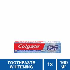 Colgate Advanced White Toothpaste/Pasta Gigi 160g