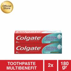 Colgate Maximum Cavity Protection Fresh Cool Mint Toothpaste/Pasta Gigi 180g - 2 pcs