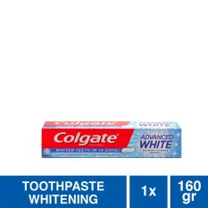 Colgate Tooth Paste Advanced White160g