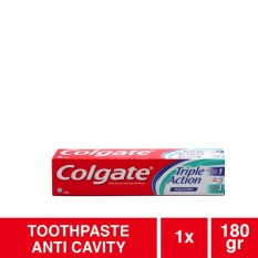 Colgate Tooth Paste Triple Act 180gr