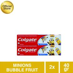 Colgate Toothpaste for Kids Minions 40gr - 2 Pcs